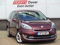 2012 RENAULT GRAND SCENIC 1.5 dCi Dynamique TomTom 5dr EDC