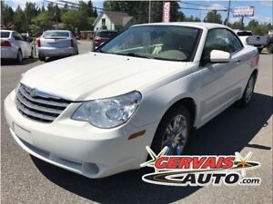 Chrysler Sebring Limited Convertible Toit Rigide Navi Cuir MAGS