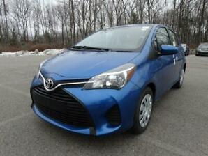 Toyota Yaris LE Hatchback 2016 with 95000 Mileage 11500.00$