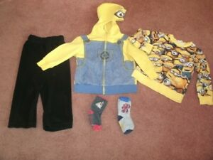 Boy's Clothes, Size 4