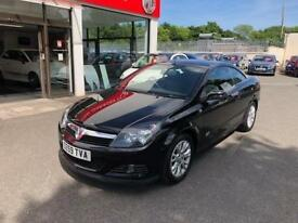 Vauxhall Astra 1.8 Twin Top Sport PETROL MANUAL 2009/59
