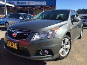 2011 Holden Cruze JH MY12 SRi V Grey 6 Speed Automatic Sedan Blacktown Blacktown Area Preview