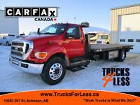 2015 Ford F-750 XLT, Roll Back Deck Tow Truck Edmonton Edmonton Area Preview
