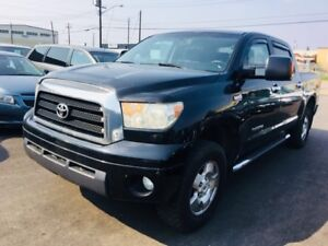 2007 Toyota Tundra Crew Cab, 4WD, Clean Truck, Ready To Go SR5
