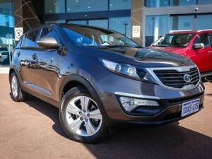2012 Kia Sportage SL MY13 SI Bronze 6 Speed Sports Automatic Wagon