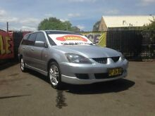 2004 Mitsubishi Lancer CH VR-X Silver 4 Speed Auto Sports Mode Wagon Woodbine Campbelltown Area Preview