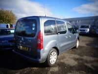 2010 Citreon Berlingo Multispace MOT'd 1 Year Bargain £1895