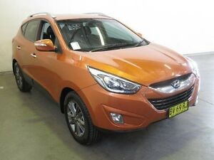 2013 Hyundai ix35 LM Series II Elite (AWD) Gold 6 Speed Automatic Wagon Westdale Tamworth City Preview