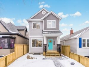 Brand New House and Garage close to Downtown!!!