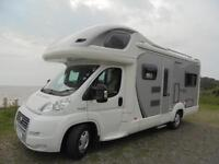 Swift Voyager 695EL luxury 5 berth