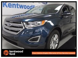 2017 Ford Edge SEL 201A 3.5L V6 AWD, NAV, panoramic roof, remote