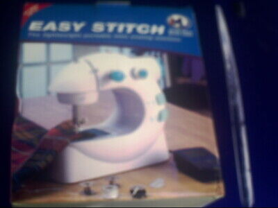 Used, JML Easy Stitch Lightweight Portable Mini Sewing Machine for sale  Shipping to Nigeria