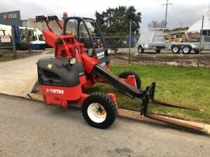 Forklift Manitou Telescopic Truck Mount 2.5 Tonne with Tag Trailer Malaga Swan Area Preview