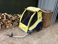 Burley Cub Bike Trailer - 2 seater