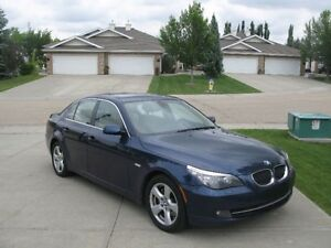 2008 LCI BMW 535 FULLY LOADED ALL OPTIONS ONLY $8700