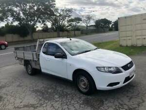 2008 Ford Falcon Ute on LPG