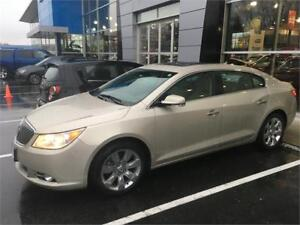 2013 BUICK Lacrosse CXL beige interior, gold color