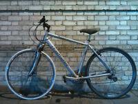 Claud Butler odyssey 21 speed hybrid bike