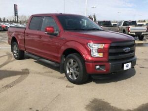 2015 Ford F-150 Lariat Sport (Nav, Remote Start)