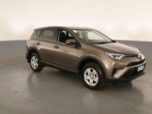 2017 Toyota RAV4 ZSA42R MY17 GX (2WD) 4t3 - Liquid Bronze (t) Continuous Variable Wagon