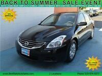 2012 Nissan Altima 2.5 S, $43/Weekly, NO PAYMENTS UNTIL 2016