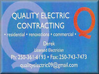 Quality Electric Electrical Contractor