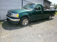 2000 FORD F-150 PARTING OUT