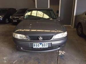 2002 Holden Vectra Hatchback Kingsville Maribyrnong Area Preview