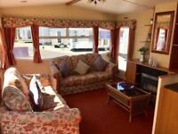 Static caravan for sale CONTACT BOBBY2 bed north west morecambe ocean edge views
