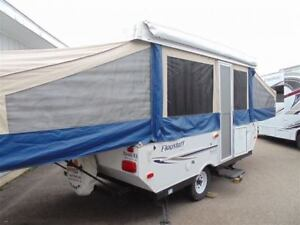 Tent Trailer with Kitchen & Toilet