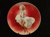 Marilyn Monroe Seven Year Itch Plate