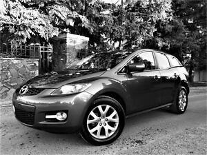 2009 Mazda CX-7 GT AWD Certified Only 54,000 kms Nice $14,995.00
