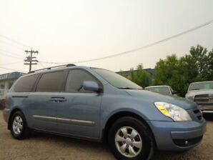 2007 HYUNDAI ENTOURAGE SPORT-WITH POWER SLIDING DOOR