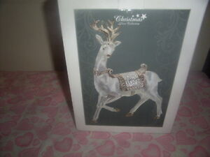 Rumpelstilzchen collectors plate,Chistmas deer. Kingston Kingston Area image 3