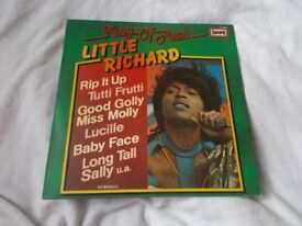 Vinyl LP King Of Rock Little Richard Europa 111403 4 German Issue