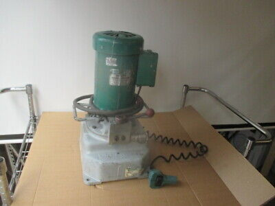 Greenlee 960 Saps Electric Hydraulic Pump 115v Sa-ps