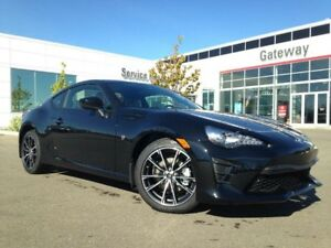 2017 Toyota 86 Coupe 6spd Manual, Backup Camera, Dual Exhaust