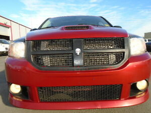 2008 Dodge Caliber SRT4 2.4 TURBOCHARGED-LEATHER-SUNROOF-6 SPEED