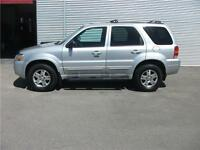 2006 Ford Escape Limited 4X4 LEATHER ROOF