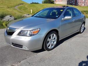 2009 Acura RL - Wholesale - NEW MVI