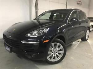 2015 Porsche Cayenne S NAV CAM SUNROOF LEATHER NO ACCIDENTS