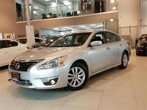 2013 Nissan Altima 2.5 **NEW TIRES-ONLY 74KM!!**