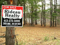 VACANT WATERFRONT LOT ON SAND LAKE