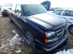 Parting out 2003-2006 Chevy Silverado for parts with 4.8L 2wd