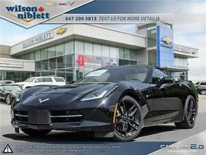 2017 Chevrolet Corvette 2LT Z51 Coupe - BRAND NEW, 0% FINANCE!