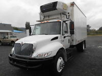 2005 International Reefer Truck 5 Ton