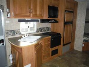 2007 Jayco Jay Flight 27.5BHS Ultra Lite 5th Wheel with Bunkbeds Stratford Kitchener Area image 8