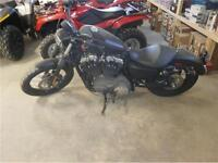 2012 HARLEY DAVIDSON 1200 NIGHTSTER!! AS NEW 125 KMS! $10495!!
