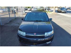 2003 Saturn Ion Sedan Uplevel  tel 514 249 4707