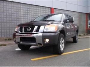 2011 Nissan Titan Crew Cab 4x4
